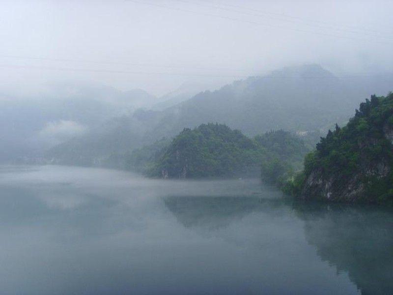 旅游景点 湖北 宜昌 > 清江画廊
