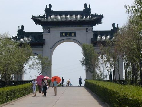 旅游景点 黑龙江 齐齐哈尔 > 明月岛   明月岛美图
