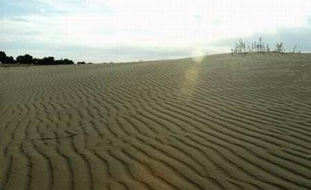 鄂尔多斯恩格贝沙漠生态旅游区旅游景点简介,图片