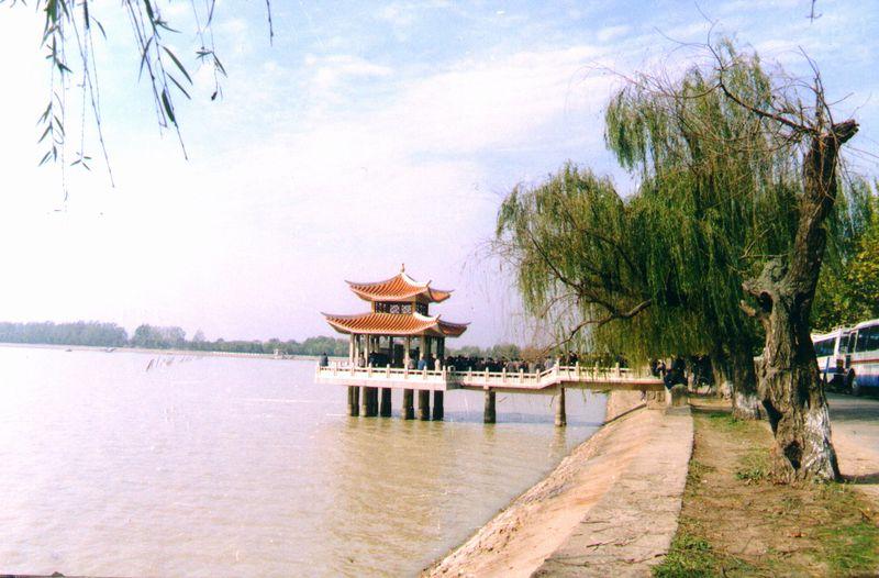 六安安丰塘旅游景点简介,图片,旅游信息推荐-2345旅游