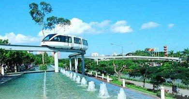 世界之窗,华夏艺术中心,深圳湾大酒店,海景酒店,海边红树林及欢乐谷