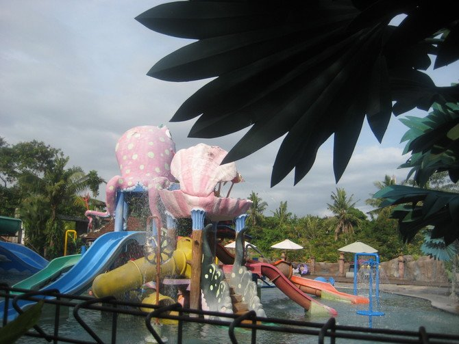 巴厘岛野生动物园