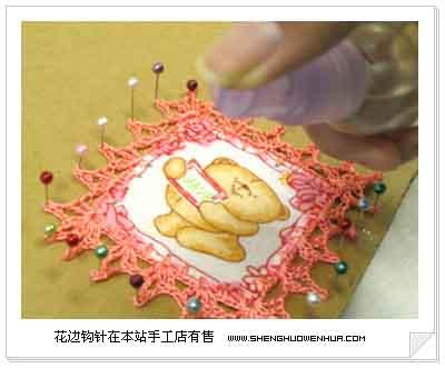 花边勾针蕾丝编织-编织-生活妙招-生活常识-2345生活