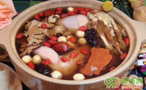 参芪灵芝汤