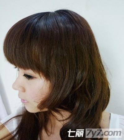 如何使用卷发器自己烫发 日系波西米亚卷发轻松搞定图片