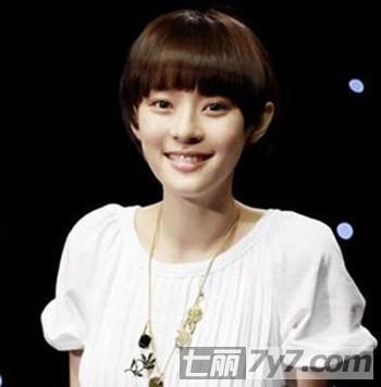 最新蘑菇头发型清凉一夏 俏皮可爱减龄最佳-短发发型