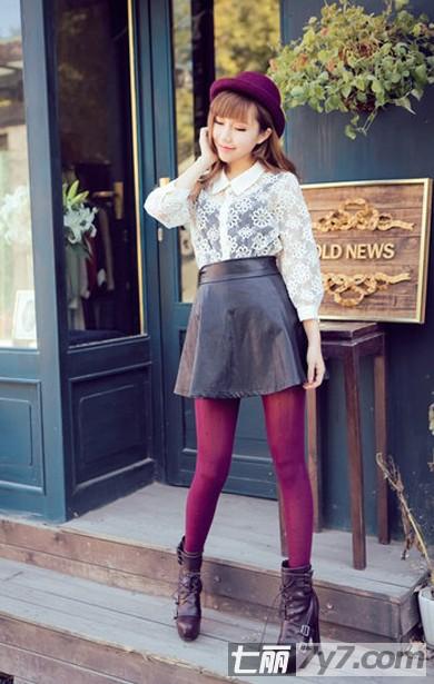 冬季矮个子女生如何穿衣搭配