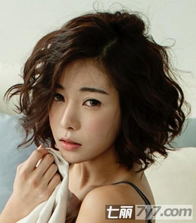2013最新时尚短发发型图片
