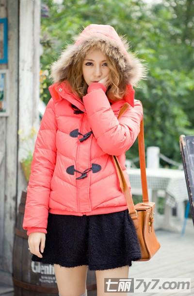 矮个子女生冬季穿衣搭配技巧