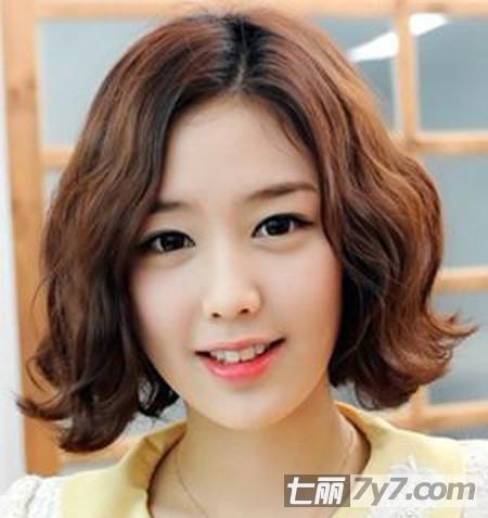 2013年最新流行脸型发型