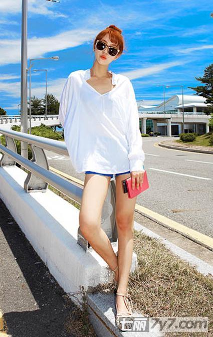 2013羊毛时尚男生帅气有型ORa羊毛可爱-风格女式衬衫卷头型图片
