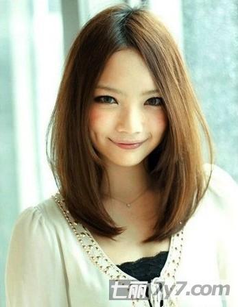 圆脸适合什么发型 力荐5款瘦脸的发型