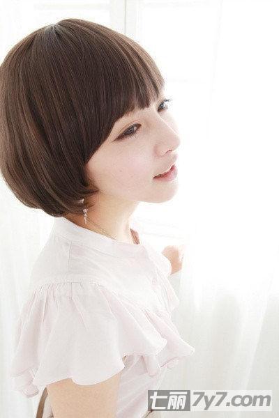 2014日系可爱少女风短发