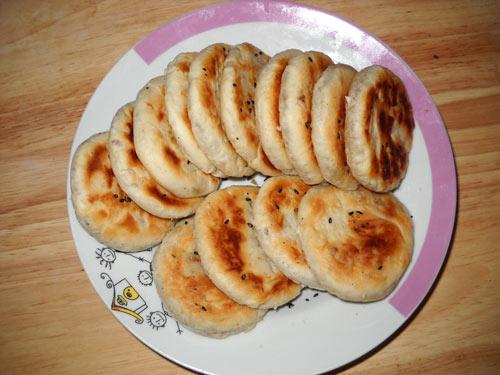 板栗饼的做法-家常做法-怎么做-视频-板栗饼做法大全
