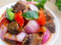 黑椒茄汁猪肝