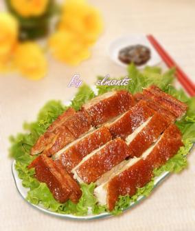 广式脆皮烧肉