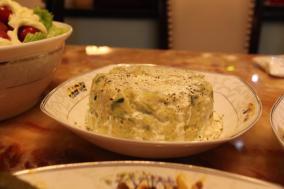 金枪鱼土豆泥沙拉