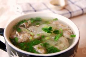 羊肉冬瓜汤