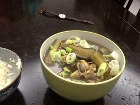 蛤蜊茄子--减肥快手家常菜