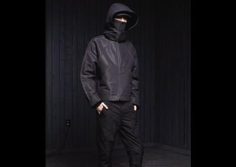 冬季男裝時尚精髓 幹練的線條