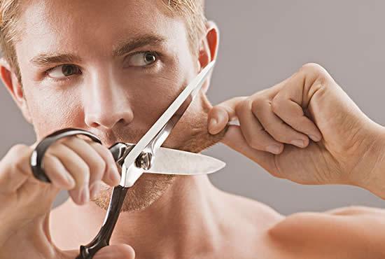導致男性肌膚問題的4大原因