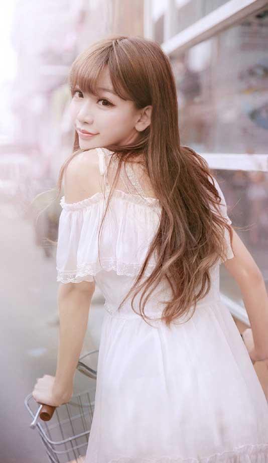 陈潇_美女写真照片_美女手机壁纸