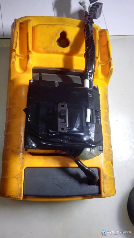 万用表电池用锂电池改装,再也不要换电池了